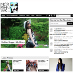 Official Blogger and affiliate of Manchester Fashion Week 2013 - 2014