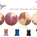 Regularly (x 5) featured on Madam Rage website