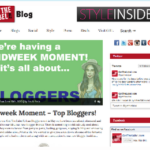 One of Get The Label's Top Bloggers 2013