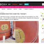 Birchbox London Fashion Week official blogger