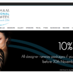 Birmingham Fashion Week 2014 Official Blogger