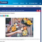 Published Manchester Lifestyle article for Travelodge