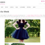 Blogger of the Week for Jones and Jones, September 2015