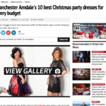 Manchester Evening News - Manchester Arndale Christmas 2014 Campaign