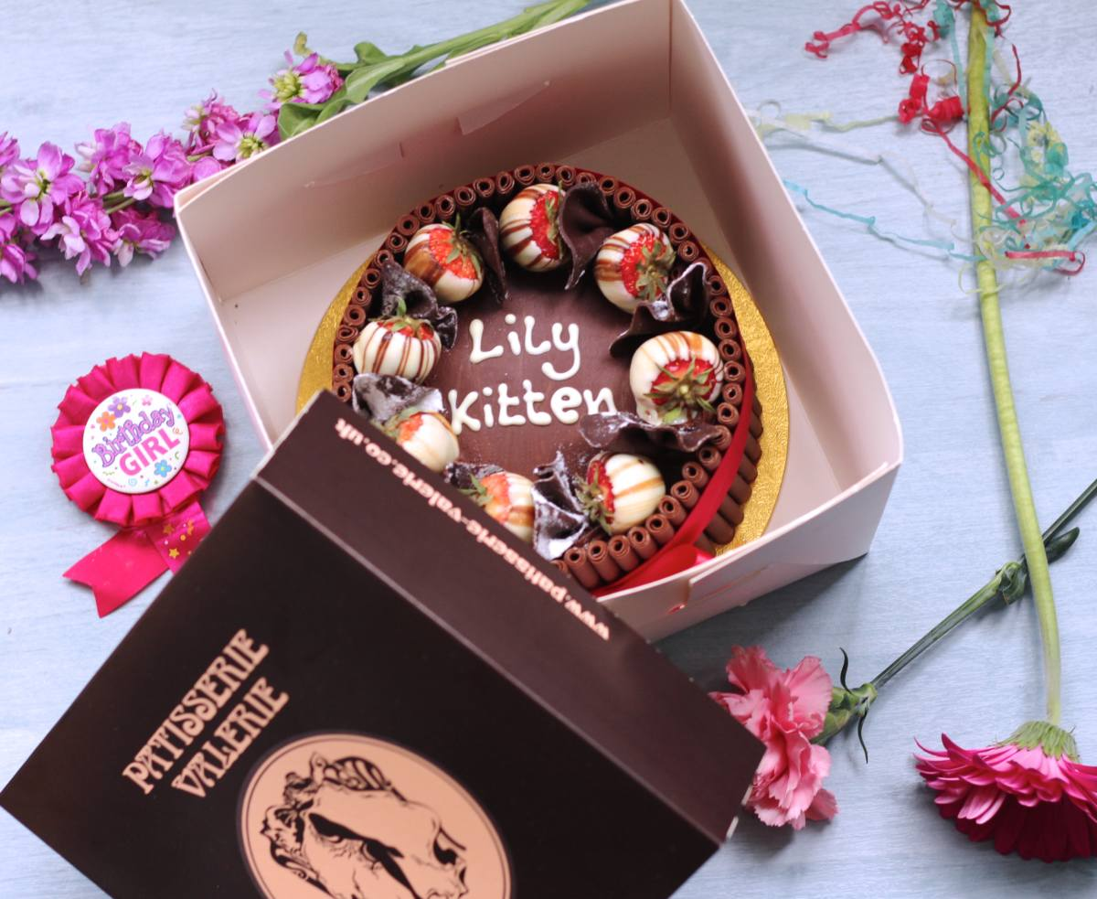 How To Make A Patisserie Valerie Cake