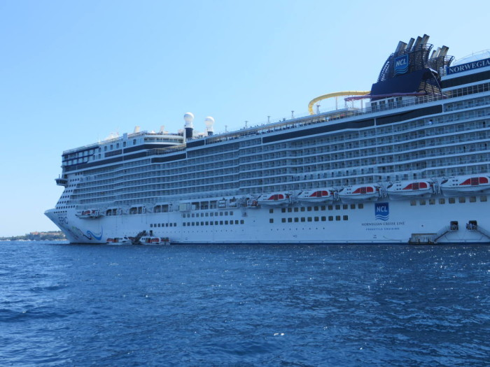 NCL Epic Cruise Ship Review August Norwegian Epic - Norwegian epic cruise