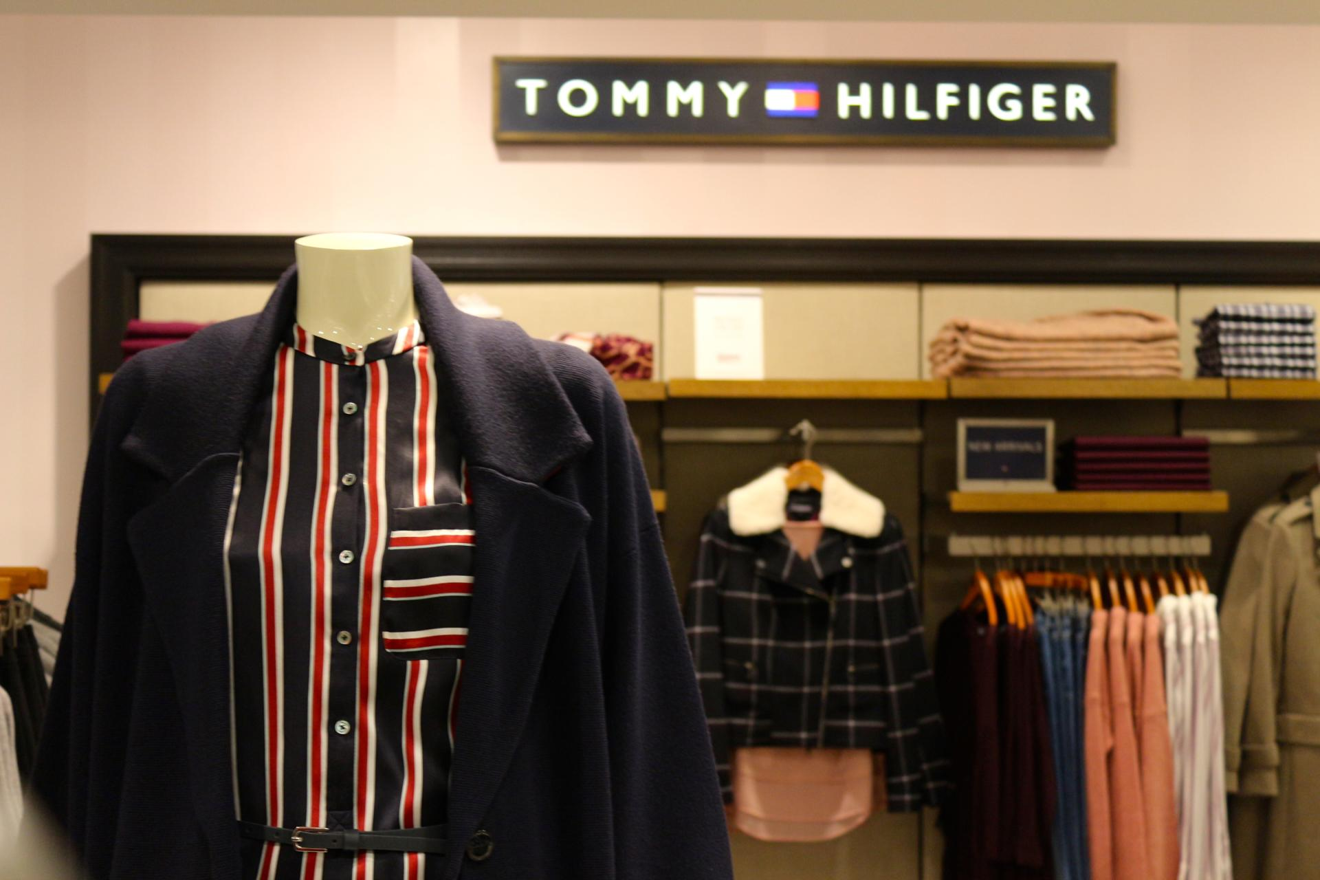 a612457fc6d533 Tommy Hilfiger House of Fraser Manchester Shopping Tips