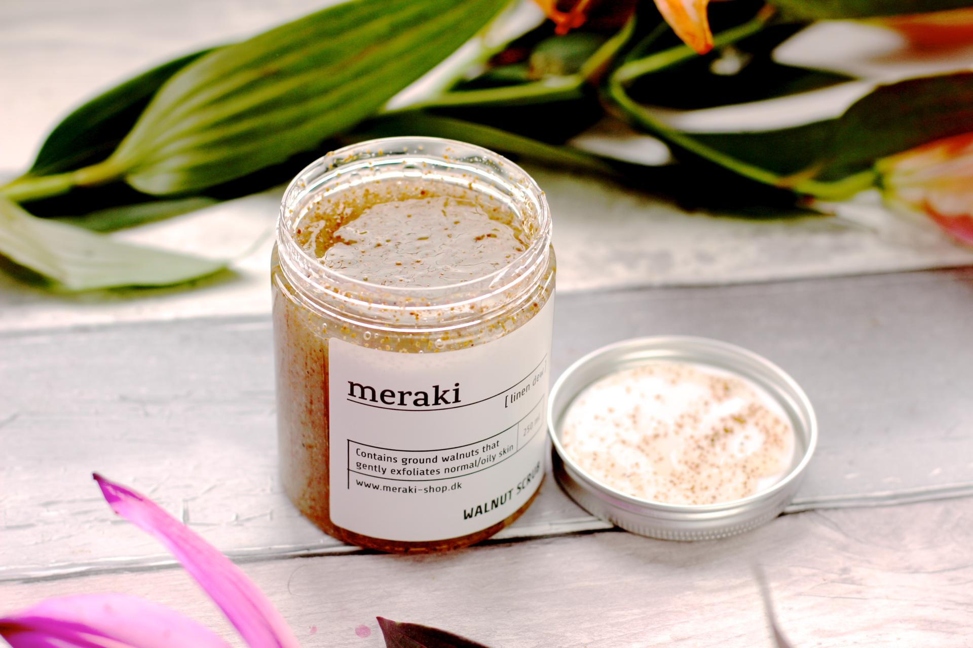 meraki body scrub walnut IMG_0663