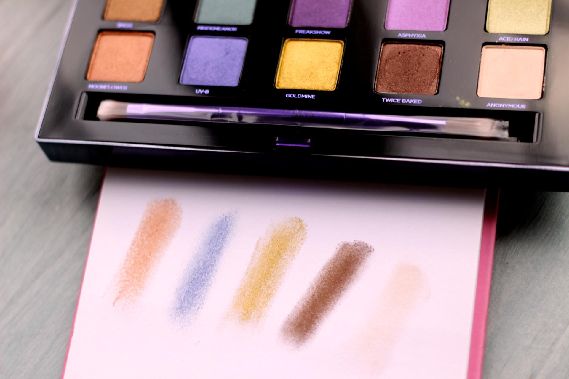 Urban Decay XX Vice Reloaded Eyeshadow Palette