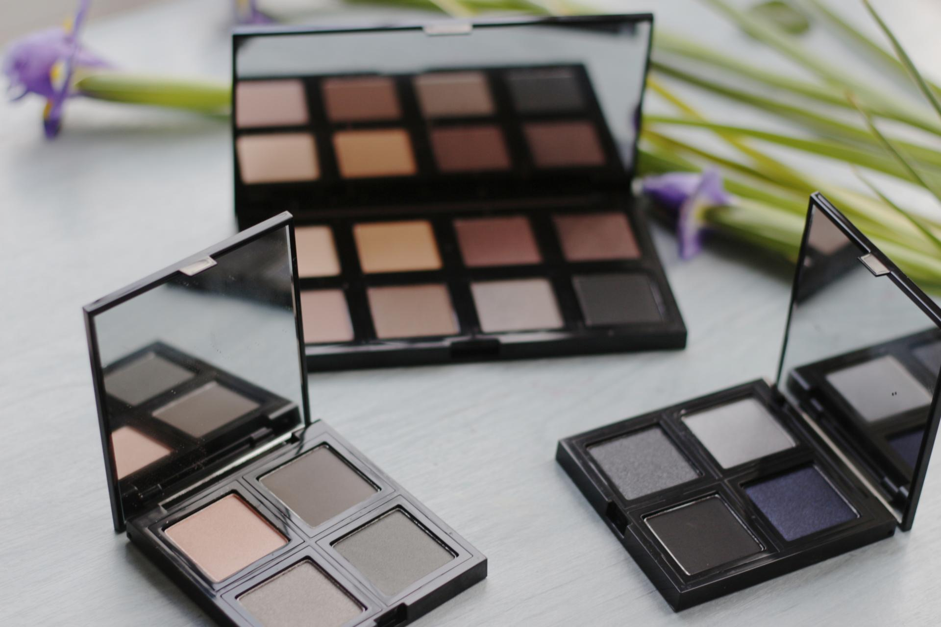 The Body Shop Down To Earth Eyeshadow Palettes Review