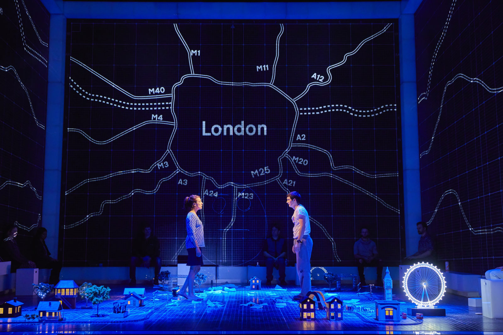 The Curious Incident of the Dog in the Night-Time at The Lowry, Salford