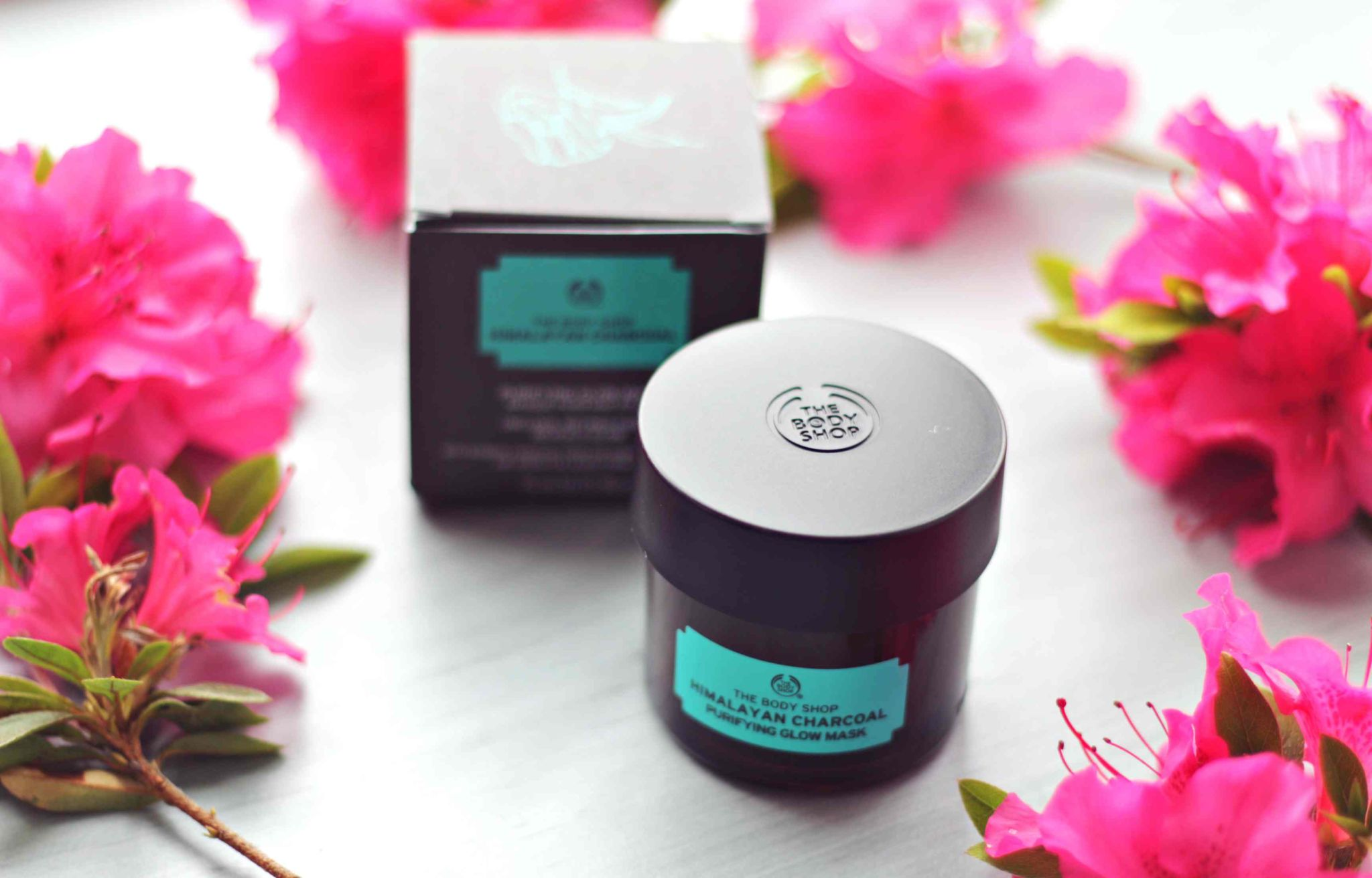 Clay Mud Mask The Body Shop
