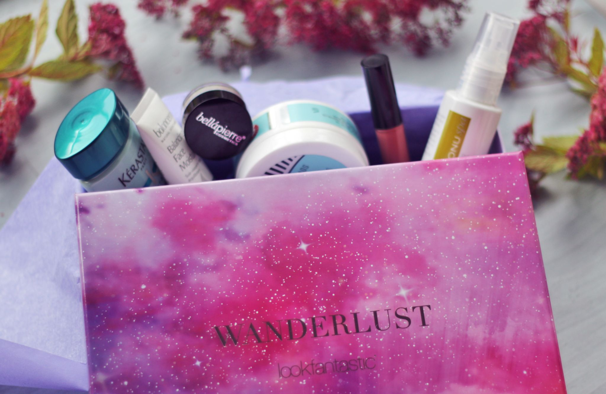 June 2017 Wanderlust Lookfantastic Beauty Box_IMG_6552