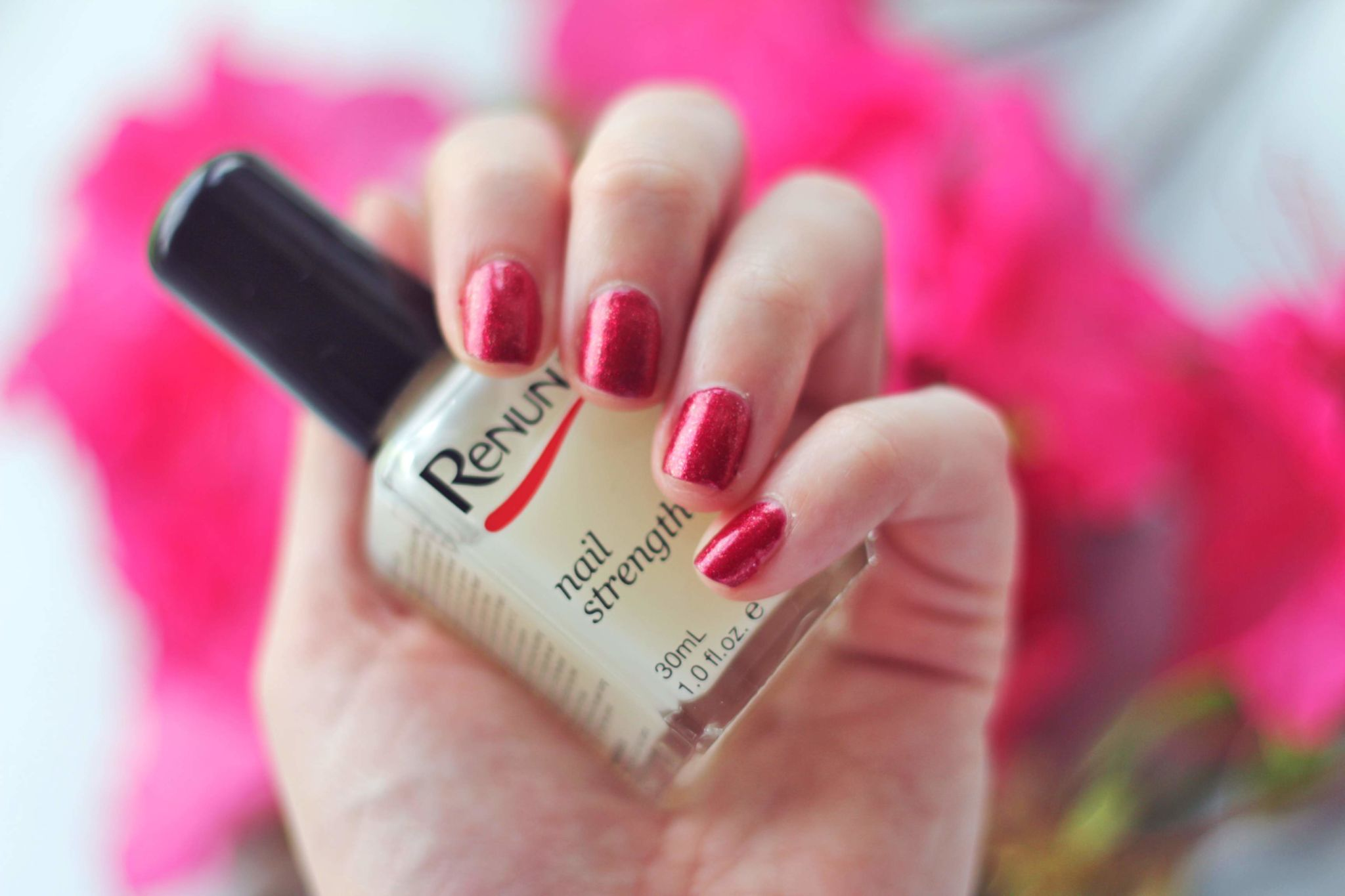 Renunail Nail Strengthener | How To Grow Your Nails Faster | Beauty Blog