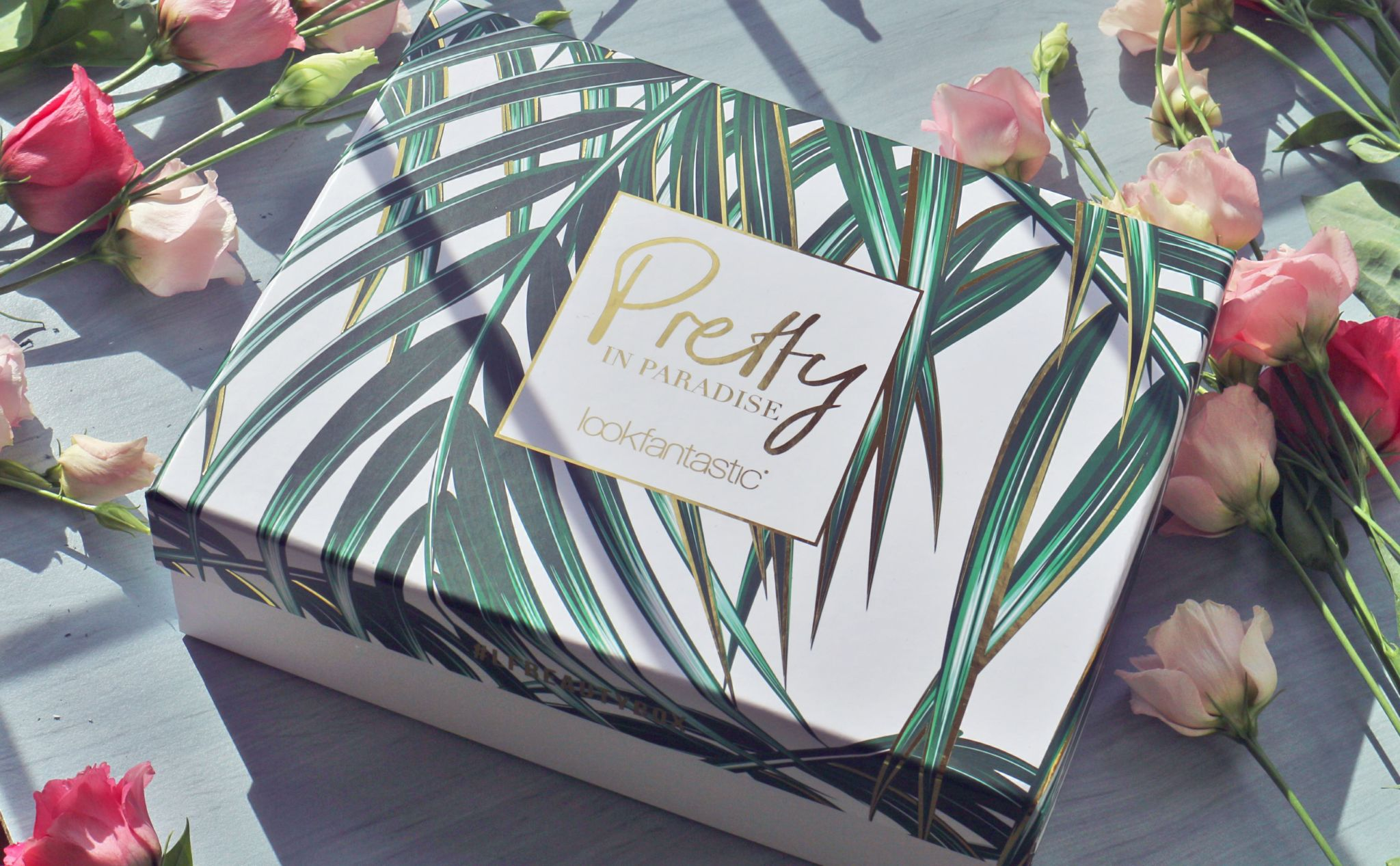 Lookfantastic Beauty Box July 2017 Pretty In Paradise_IMG_2563