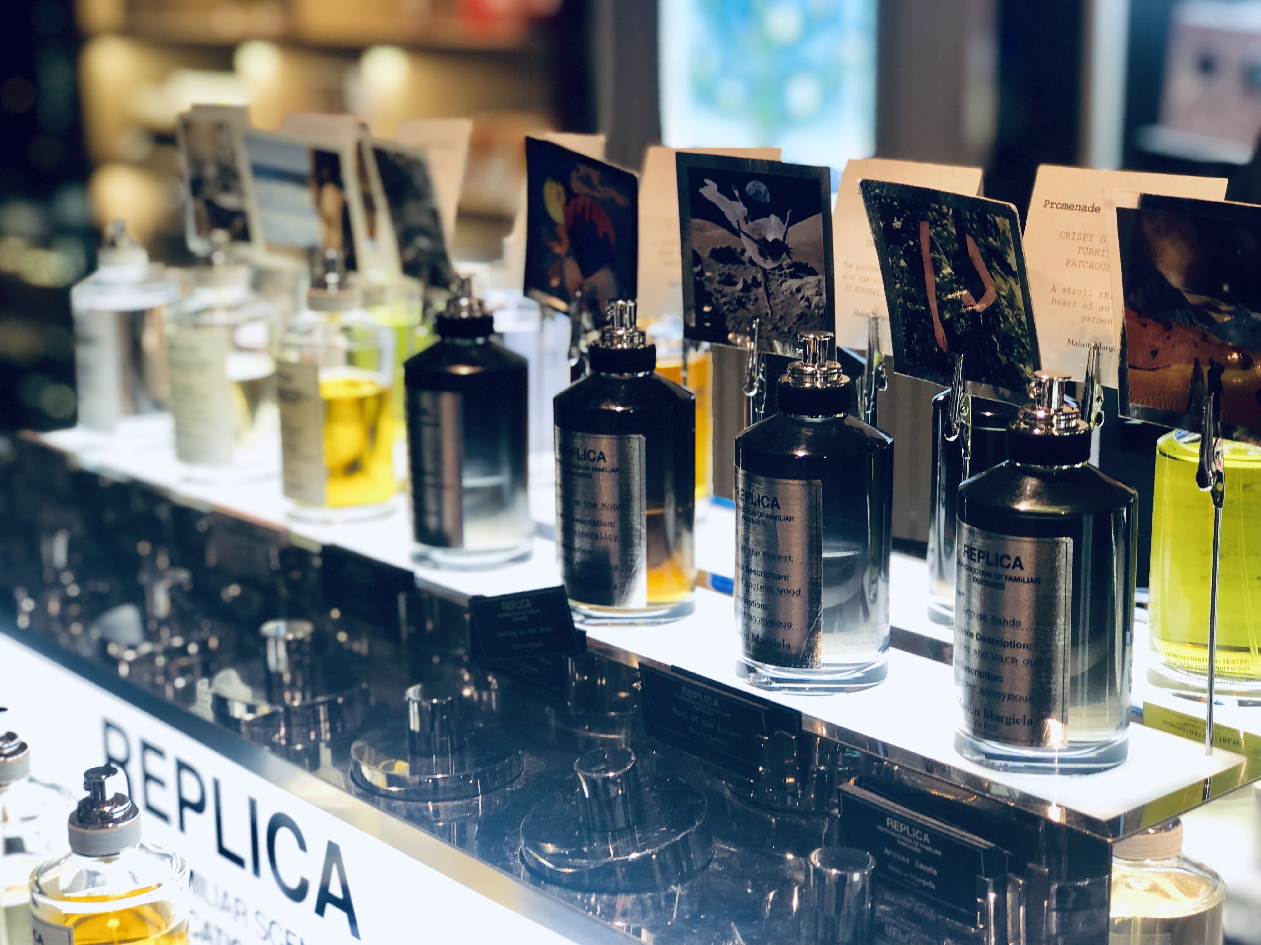 World Duty Free Beauty Shopping At Manchester Airport